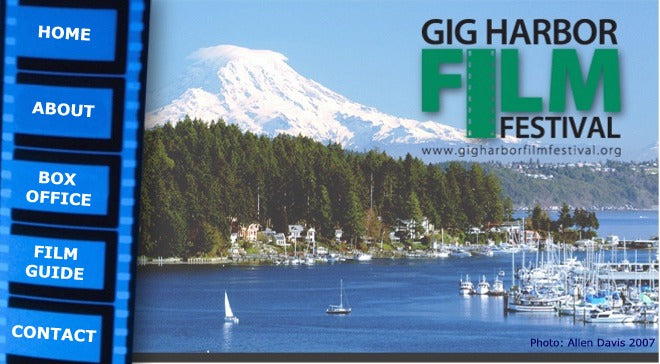 Outdoor Movies at the Gig Harbor Film Festival