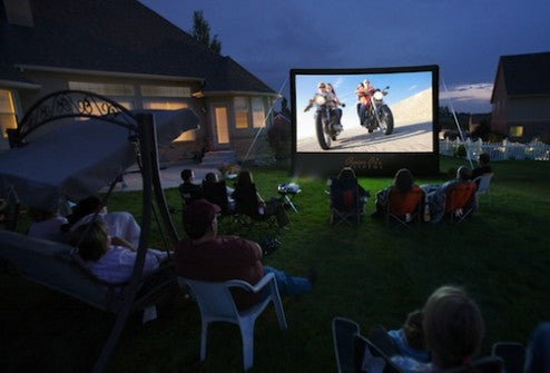 Home 16' Outdoor Movie System