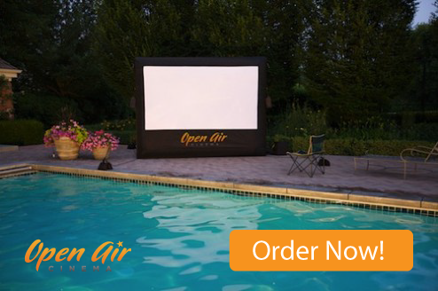 Poolside Cinema