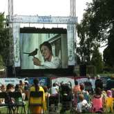 Outdoor Movies in the Park in Maidenhead, England
