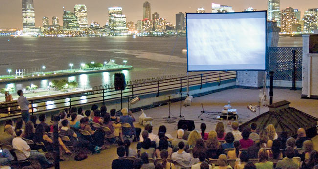 Rooftop Films Opening in New York