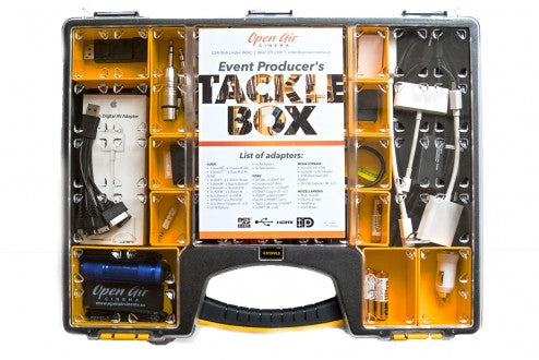 Event Producer's Tackle Box