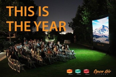 This is the year outdoor movies