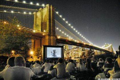 Outdoor Movies in New York City, New York