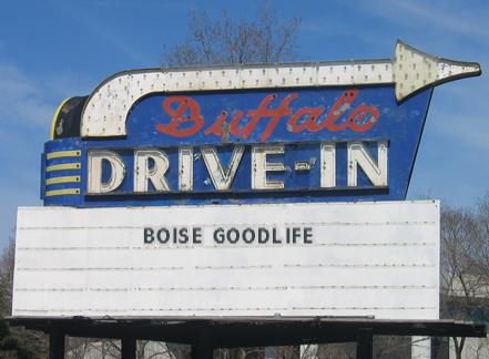 Outdoor Movies in Boise, Idaho
