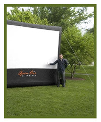 Outdoor Movies by Open Air Cinema