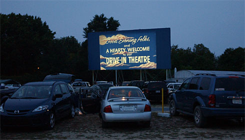 Outdoor Movies in Felton, Delaware
