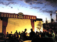 Fremont Outdoor Cinema Features Outdoor Movies in Seattle, Washington