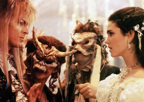 David Bowie brings some glam-rock pizzazz to villainy in Jim Henson's