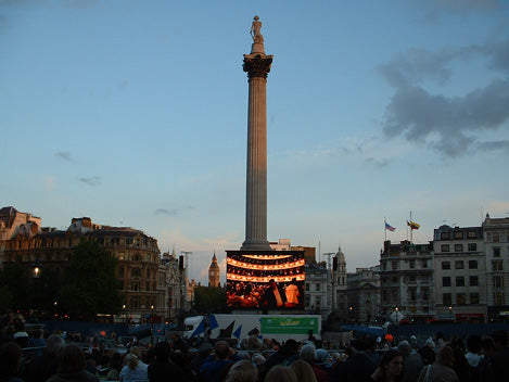 Outdoor Movies in London, England