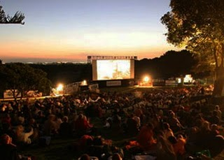 Outdoor Movies under the Stars in Salt Lake City, Utah