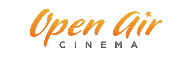 Image result for open air cinema logo