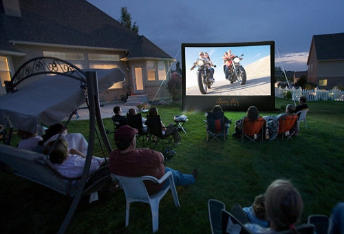 Outdoor Movies from Open Air Cinema in Lindon, Utah