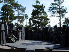 Outdoor Films Screened at the Outdoor Forest Theater