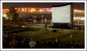 Outdoor Movies in Bossier City, Louisiana