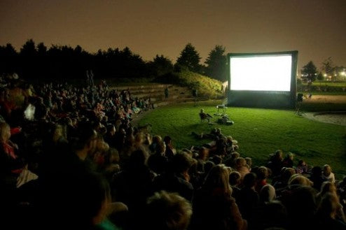 Getting the Public Performance Rights is the first step in hosting an outdoor cinema event.