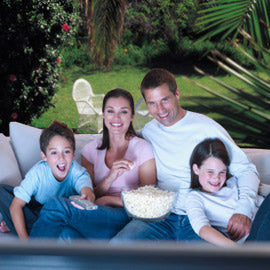 Outdoor Movies in Throw a Backyard Outdoor Movie Party