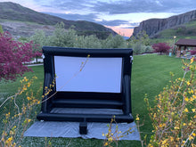 Load image into Gallery viewer, Event Pro Outdoor Movie Screen Kit 20'