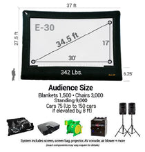 Load image into Gallery viewer, Cinebox Elite A/V System 30'