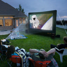 Load image into Gallery viewer, Home Outdoor Movie Screen Kit 9'