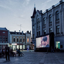 Load image into Gallery viewer, Open Air Cinema Home 20' screen onsite