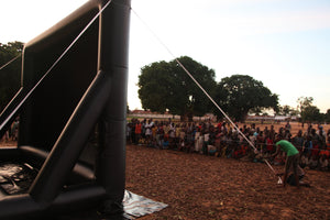 Event Pro Outdoor Theater System 16'