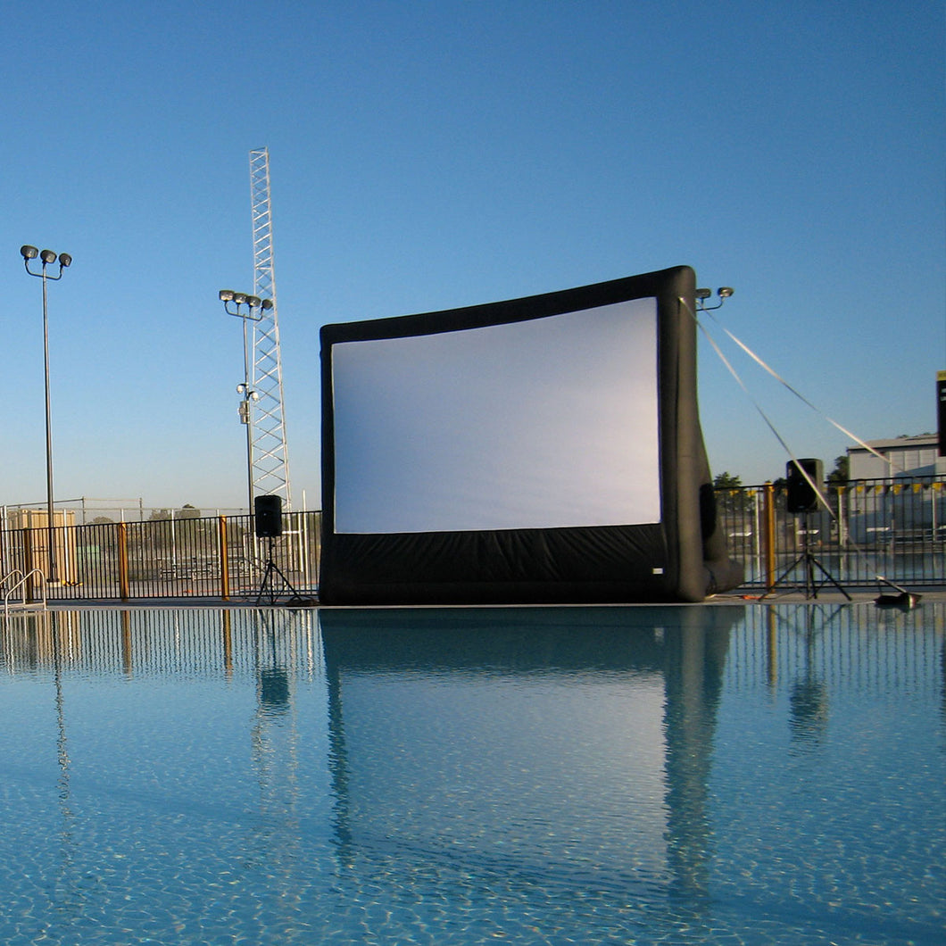 Event Pro Outdoor Movie Screen Kit 16'