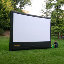 Load image into Gallery viewer, Open Air Cinema Home 16' Outdoor Movie Screen Kit