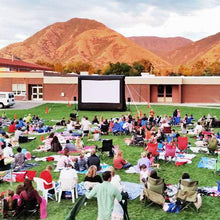 Load image into Gallery viewer, Event Pro Outdoor Movie Screen Kit 12'