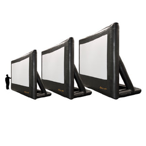 Event Pro Outdoor Movie Screen Kit 12'