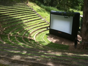 Home Outdoor Movie Screen Kit 20'