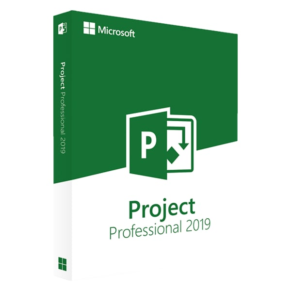 Project Professional 2019 | Certified Windows Software