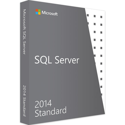 Microsoft windows SQL server 2014