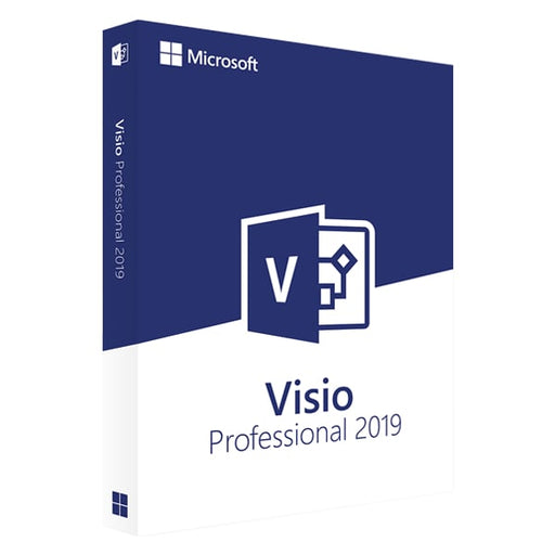 Visio Professional 2019 | Certified Windows Software