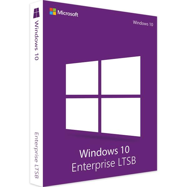 Microsoft Windows 10 Enterprise LTSB 2015 For 50 pc