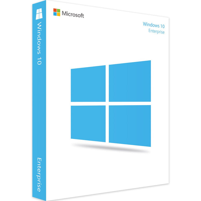 Microsoft Windows 10 Enterprise 50 PC 64/32 bit
