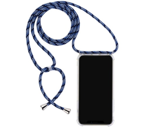 Blue Black Zoe Case
