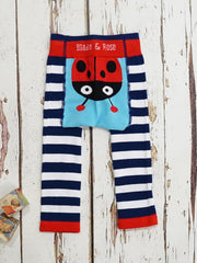 Blade and Rose Ladybird Leggings, Top and Socks Set