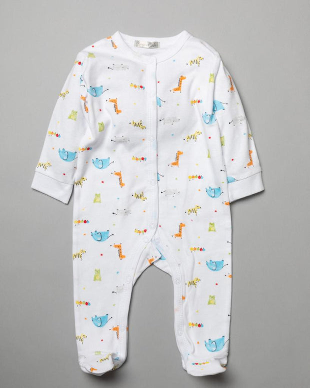 Safari Layette Gift Set