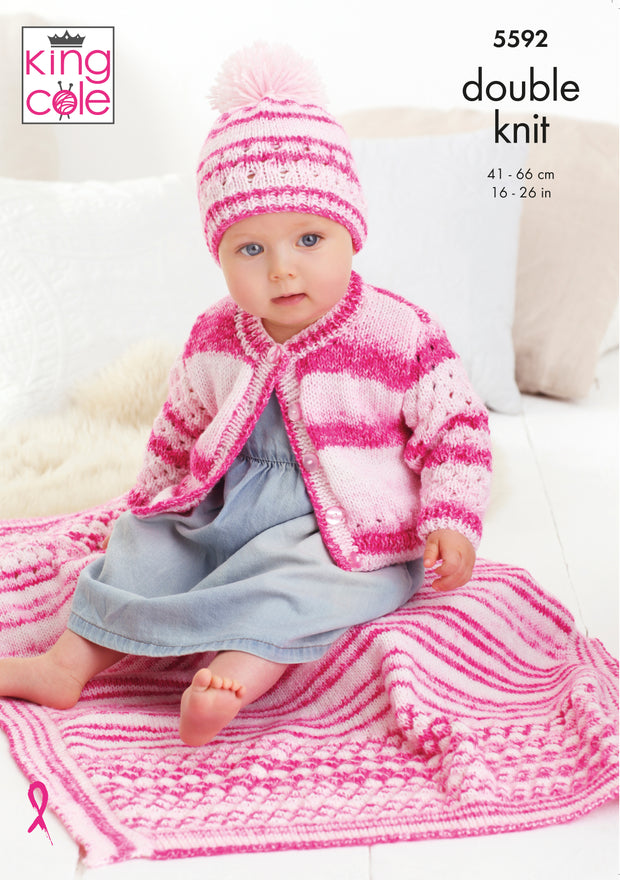 King Cole Pattern 5592