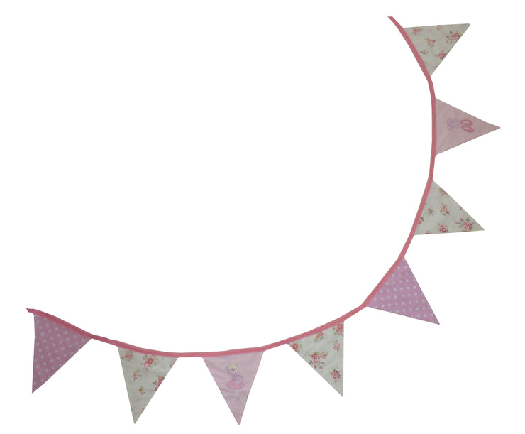 Ballerina Cotton Bunting