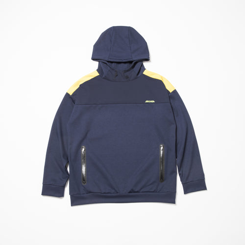 【SALE】【ARCHON×ALEXANDER BORTZ】Photo PRT Color Scheme Hoodie
