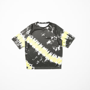 【SALE】Tie Dye Printed Short Sleeve Pullover