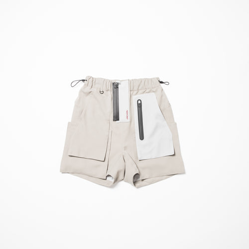 【SALE】Panel Patern Shorts