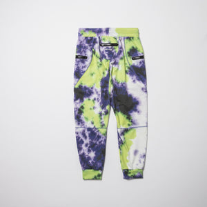 【SALE】Tie Dye Printed Sweat Pants