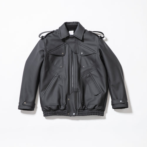 【SALE】Rubber Blouson