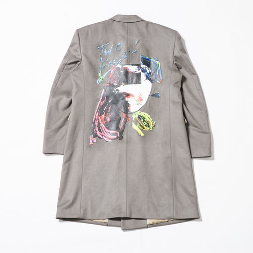 【SALE】Art PRT Double Brested Jacket