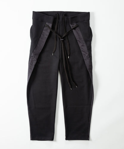 【SALE】Fold Sweat pants