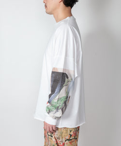Art Printed Long T-shirts