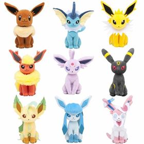buy toys online australia kawaii collector pokemon eeveelutions eevee jolteon umbreon flareon